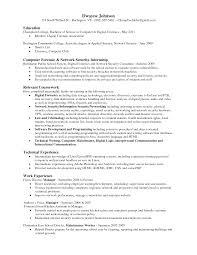 Accounting Resume With An Associates Degree Sales Associate