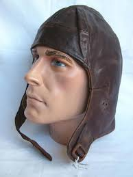 r a f 1930 pattern flying helmet