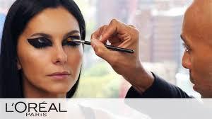 glamorous cleopatra makeup tutorial l oréal