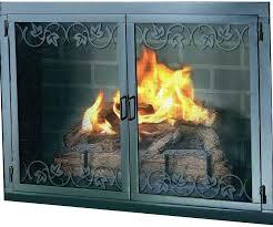 prefab fireplace door prefabricated fireplace doors prefabricated fireplace glass