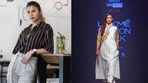 Freelance Fashion Designer Mumbai Fashion Designer Takes Hand Woven Textiles Of Assam To Global Stage