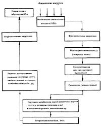 Физиологическое состояние организма при занятиях спортом  Схема 20 1 Этиопатогенез повреждений и заболеваний опорно двигательного аппарата у высококвалифицированных спортсменов