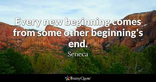 New Chapter Quotes Custom Beginning Quotes BrainyQuote