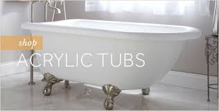 wipe off any excess residue and rinse the tub with warm water dry the surface with a clean soft cloth