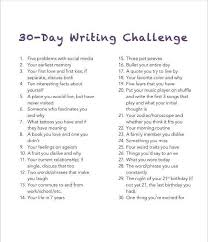 best writing challenge ideas writing prompts  30 day writing challenge day 22 your morning routine