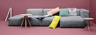 mags sofa soft series by hay