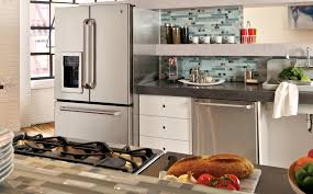 Reproduction Kitchen Appliances Galley Kitchen Design Photo Ge Appliances