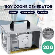 Indoor Air Quality & Fans 20000mg /H Home <b>20g Ozone</b> Generator ...