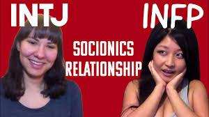 Socionics Relationship Chart Intj And Infp Socionics Relationship Benefit