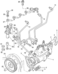 New holland 1496 section 059 fuel injection pump lines perkins rh partspring perkins injector pump diagram perkins fuel injection pump parts