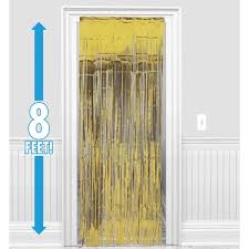welcome guests with a dramatic display at the entryway featuring our gold fringe doorway curtain gold fringe doorway curtain features long vinyl strands