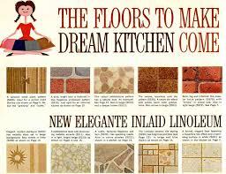 Kitchen Linoleum Floors Inlaid Linoleum Flooring All About Flooring Designs