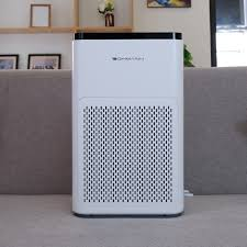 Máy lọc không khí, khử mùi, kết nối Wifi BOHMANN B501 - Hàng chính hãng - Máy  lọc không khí