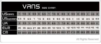 Sizing Charts Surfworld Bundoran
