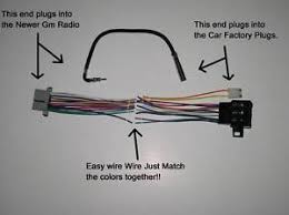 new factory radio stereo installation delco 16140051 wire wiring Jvc Wiring Harness image is loading new factory radio stereo installation delco 16140051 wire jvc wiring harness diagram