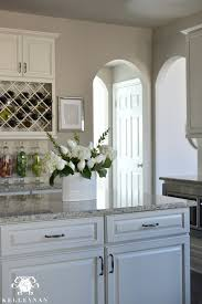 Neutral Kitchen Tour: Favorite Features and Necessities. Neutral Wall  ColorsPaint ...