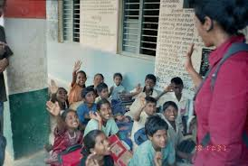 Image result for classroom in india