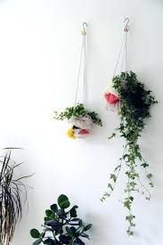 diy stone planters woven hanging planters by stone project weaving weddings macrame decorative accessories diy faux diy stone planters