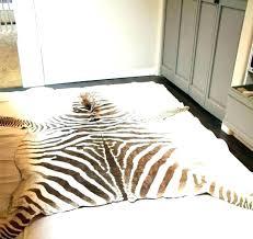 faux animal skin rug fake animal skin rugs rug faux hide wonderful zebra 5 fake animal