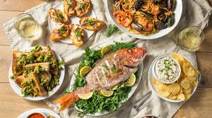 How christmas is celebrated in the usa and lots of other countries around the world. What Is The Feast Of The Seven Fishes Eat This Not That