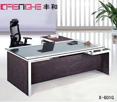 office table with glass top modern glass top office table design modern glass top office office table with glass top