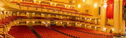The Orpheum Memphis Seating Chart 56 Actual Orpheum Theatre Boston Seating Chart