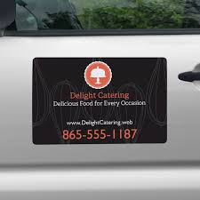 Car Magnets Magnetic Signs Vistaprint