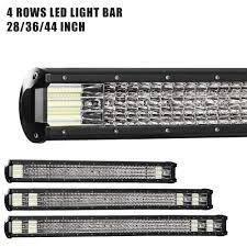 Cree Vs Led Light Bar 4d 20 44 Inch Real Power Led Bar Led Work Light Bar With