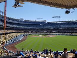 Seating Chart Dodger Stadium Rows Dodger Stadium Section 302 Rateyourseats Com
