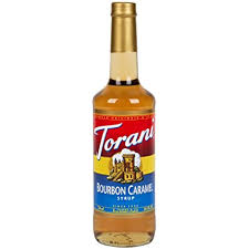 There are very few drinks sweeter than this salted caramel cream coffee. Amazon Com Torani Bourbon Caramel Syrup 750ml Grocery Gourmet Food