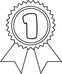 Award Ribbon Clipart Outline Clipart Panda Free Clipart Images