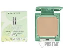Clinique Almost Powder Makeup Broad Spectrum Spf 15 Review