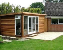 diy garden office. Diy Garden Office Inside Attached To House Uk