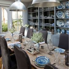 dining room sets co uk. classic dining room with wooden table and industrial pendant lighting | tableware housetohome decorating sets co uk