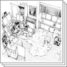 背景素材 アトリエ Clip Studio Assets