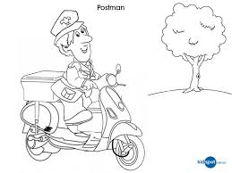 Small Picture Postman Pat Printables 8 Mailman Coloring Pages For Kids