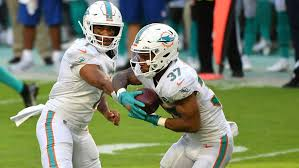Myles Gaskin could be back with Dolphins short on healthy backs -  ProFootballTalk