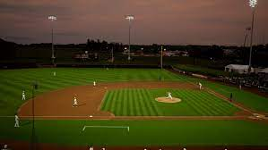 Iowa heavens after Field of Dreams game