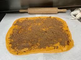pumpkin e cinnamon rolls alpana