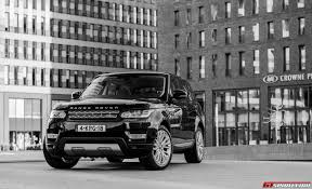 2014 Range Rover Sport TDV6 Review - GTspirit