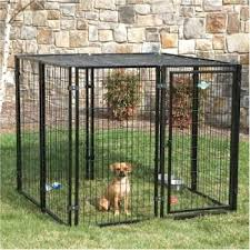 outdoor dog cages outside kennel covers big crate