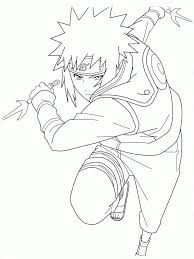 Small Picture Naruto Coloring Pages Pdf Coloring Home