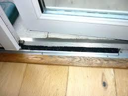window air blocker sliding door draft stopper patio door draft stopper sliding door designs patio door