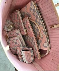 louis vuitton bags 2017 black. 2017 louis vuitton rose ballerine damier azur tahitienne bags and small leather goods. black
