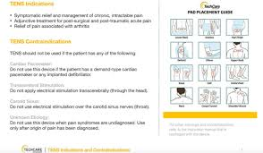 Tens Unit Electrode Placement What You Should Know