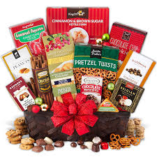 Christmas Gourmet Gift Baskets  The Right Holiday Gourmet Gift