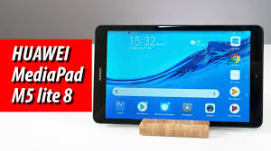 Обзор <b>HUAWEI MediaPad M5</b> lite 8 - YouTube
