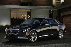2015 Cadillac CTS - Information and photos - ZombieDrive