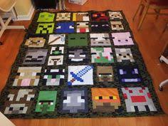 2nd Minecraft quilt is done. Please visit my page for more quilt ... & Minecraft quilt that I made for my Grandson. Now he tells me that they have Adamdwight.com