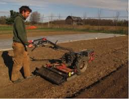 best garden tiller. The Power Harrow Is Equipped With A Steel Mesh-roller In Rear That Perfectly Levels And Pre-tamps Soil For Good Seed-to-soil Contact. Best Garden Tiller 2